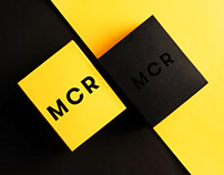 MCR - Packaging Design