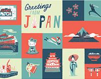Curious Patch: Japan Kit