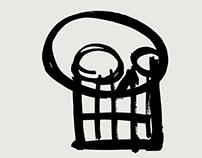 Skulls / Ink Studies
