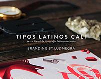 Tipos Latinos Cali | 2015