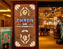 Dhaba by Claridges - Food and Interiors Photography
