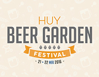 Huy Beer Garden Festival
