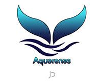 Logo Aquarenas - 2019