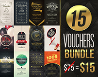 Vouchers Bundle - By @VectorMediaGR