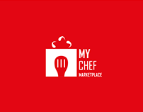 Logo: My Chef Marketplace