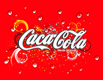 COCA-COLA Facebook Pramotion Page