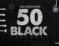 50 Black Textures vol.4