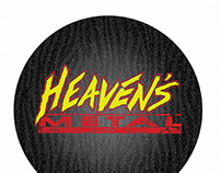 Heaven's Metal Drum Head