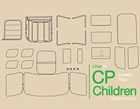 Chair for CP children