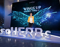 Soherb event wings up 2018