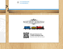 National Tourism Project Branding