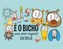 É O BICHO animation