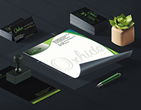 Business Card and Stationary at $5