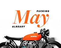 365 – May – Free PSD