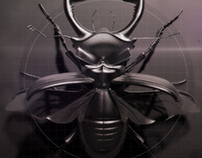 Work in progress: Stag beetle
