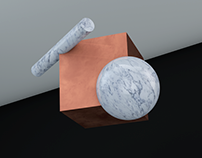Metal & Marble V1