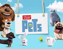 PETS Hotsite