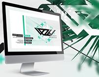 IZZU Design - Indentity & Website