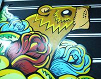 Graffiti - Natural force