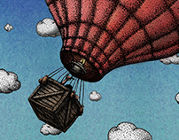 Hot Air Balloon + Daily Misconceptions // Porta 253