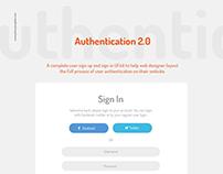 Freebie: User Authentication Kit