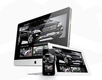 Website Vehículos Ocasión - AmaroCerezo - Mercedes-Benz