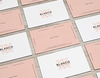 BLANCO / flowers by Judit Mato