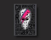 Corktown Riot Gig Poster