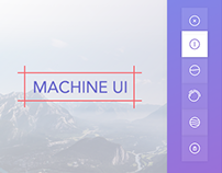 Machine UI