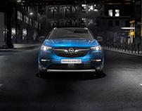 Opel Nuovo Grandland X Special ADV