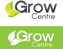 Grow Centre Logo Development