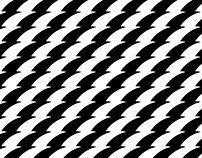 Black and White Patterns Generator 01