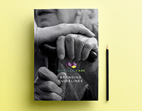 Mercyland Care brand identity