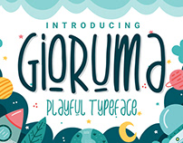 Gioruma - Playful Typeface