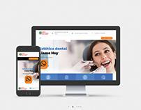 Web Site: Odontología Cozak