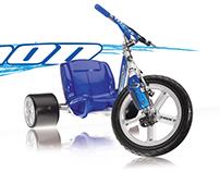 Trek MOD Big Wheel - 2009
