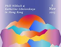 Phill Niblock & Katherine Liberovskaya in Hong Kong
