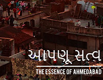 Research Methodology : The Essence of Ahmedabad