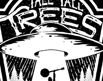 "TALL TALL TREES ""UFO Shirt"""