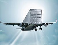 Air Cargo Ad & Airport Rebranding