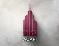 AQARI - عقاري Corporate Identity