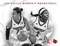 2017-18 Louisville Women's Basketball Assets