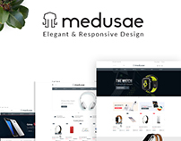 Medusae - one click change tone PSD Template
