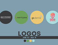 Logos - June to Aug '15