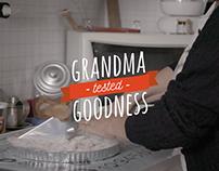Bontà a prova di nonna.