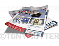 Printing Services Flyer