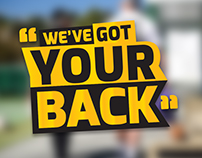 """We've got your back"" Hurricanes 2016 Membership"