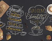 Chalkboard . CASA DO PÃO DE QUEIJO