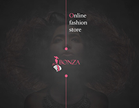 Bonza - Online fashion store