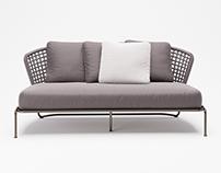 Minotti Aston sofa freebie